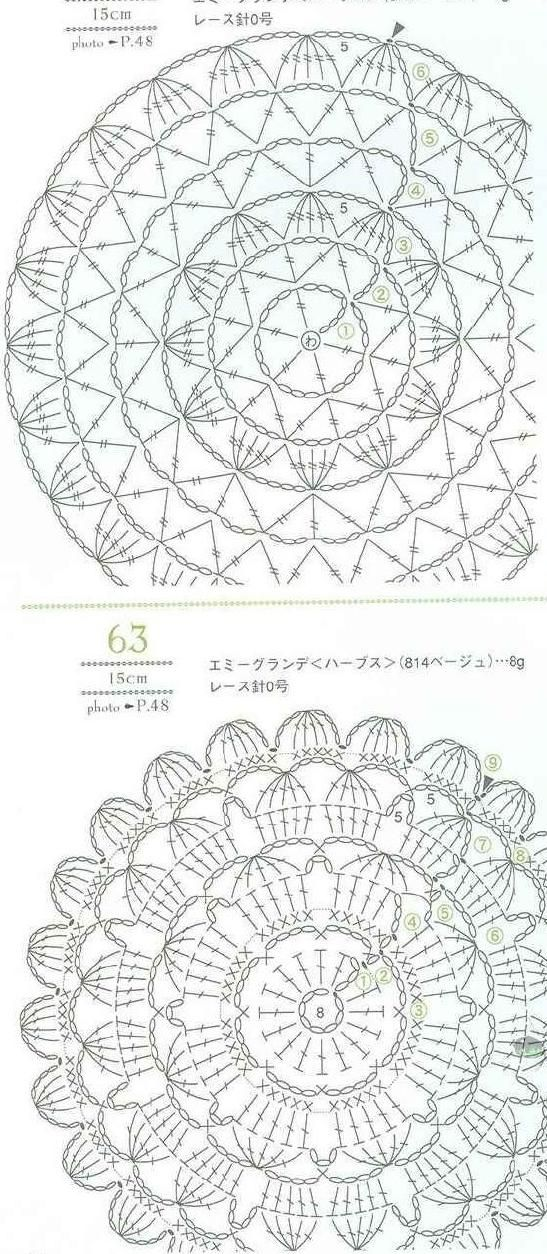 ClippedOnIssuu from Crochet lacework | do zrobienia | Pinterest ...