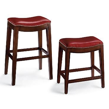 Bar stools Julien Leather