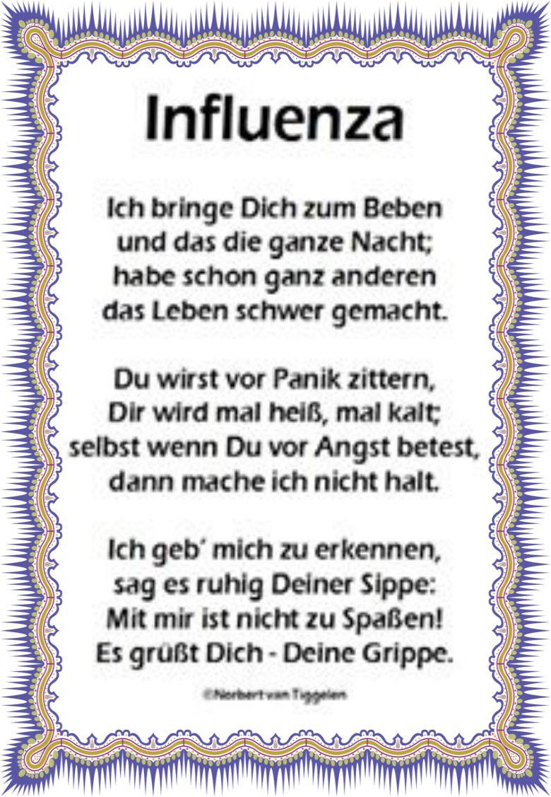 Pin Von Birgit Crews Auf Gute Besserung Gedichte Und