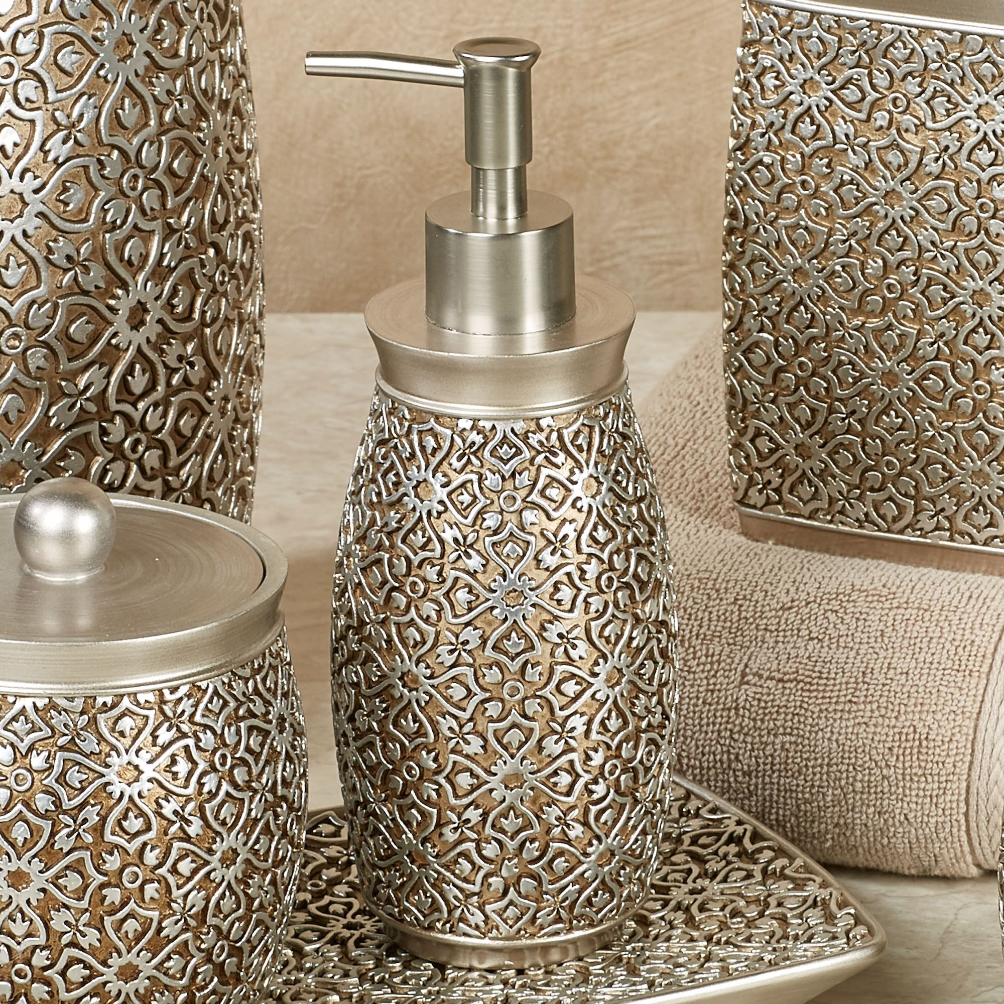 Bathroom Accessories Gold, Most Breathtaking as well as