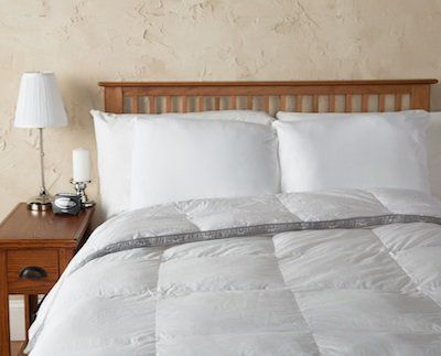 Cot Bed Down Duvet