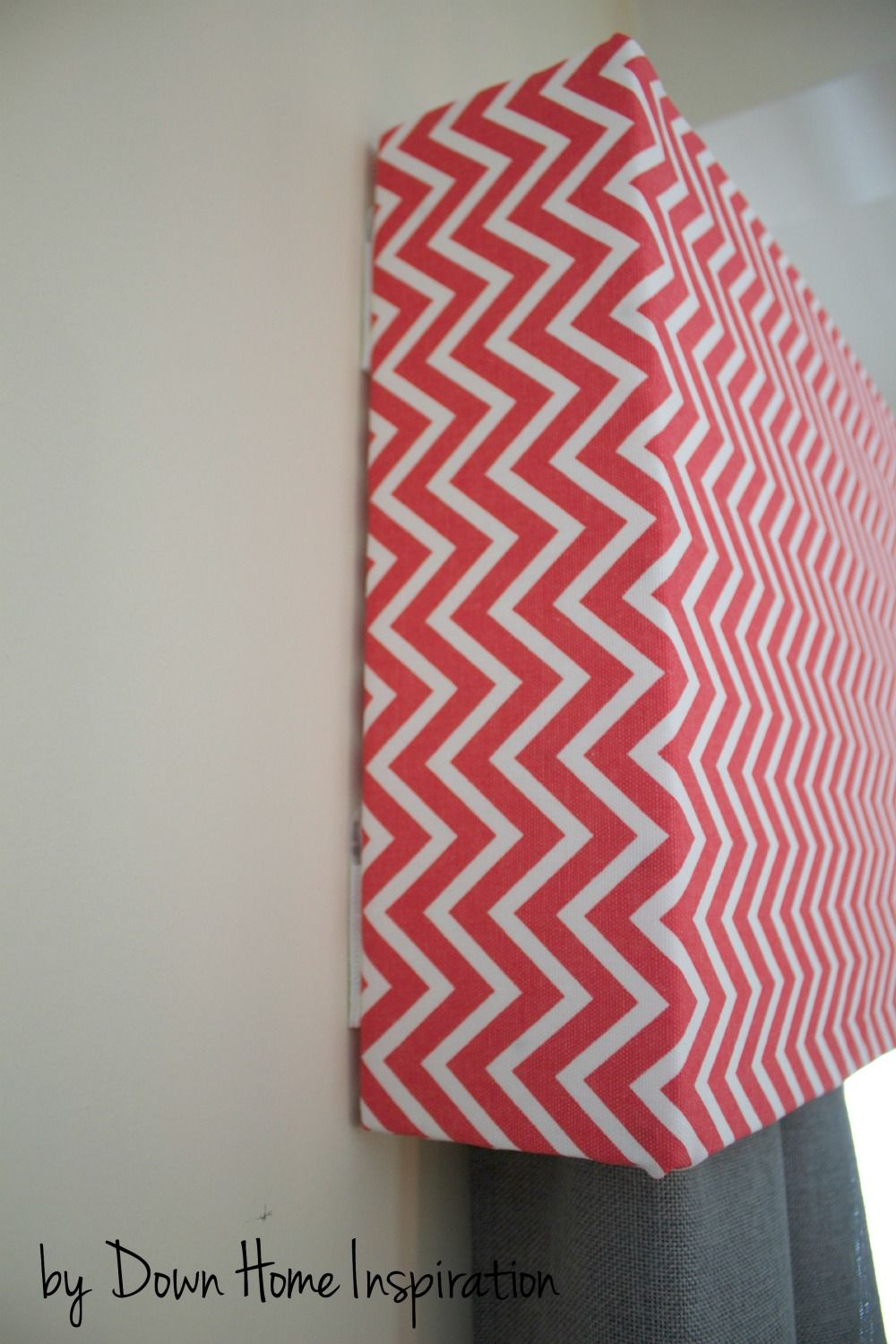 Diy Wood Valance Diy Wood Valance An Inexpensive And Easy Window Treatment