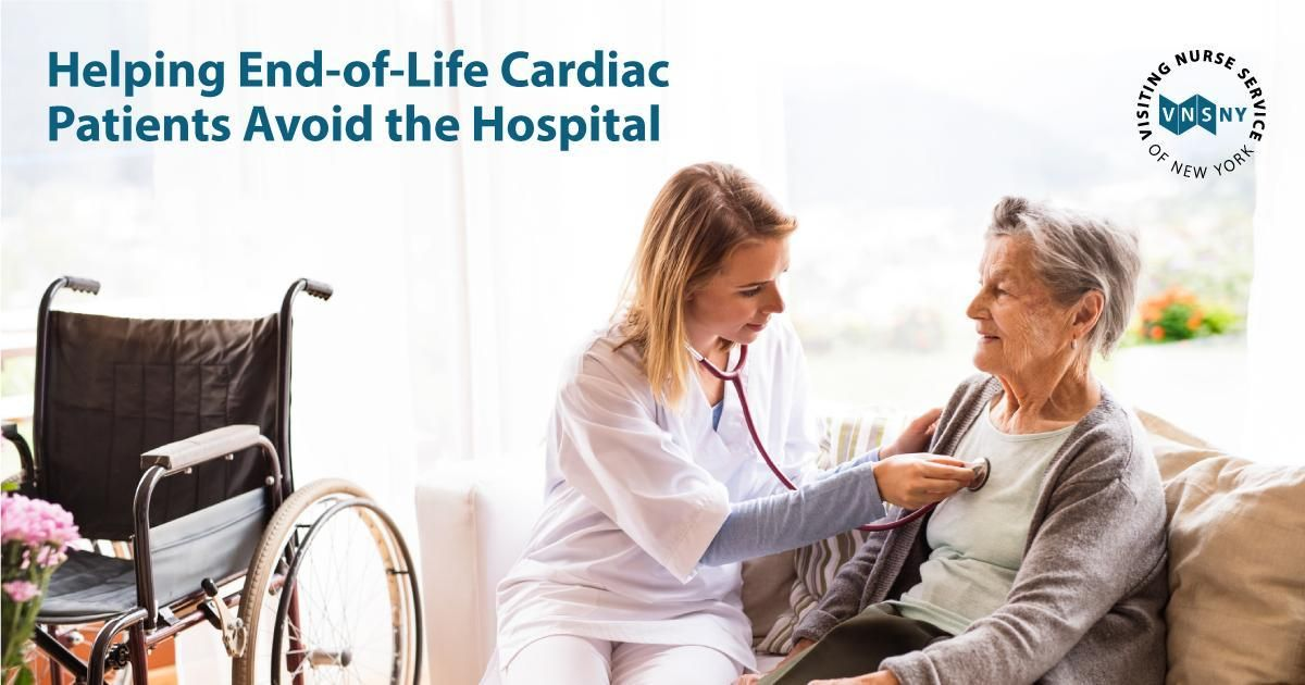 Helping endstage heart failure patients pediatric nurse