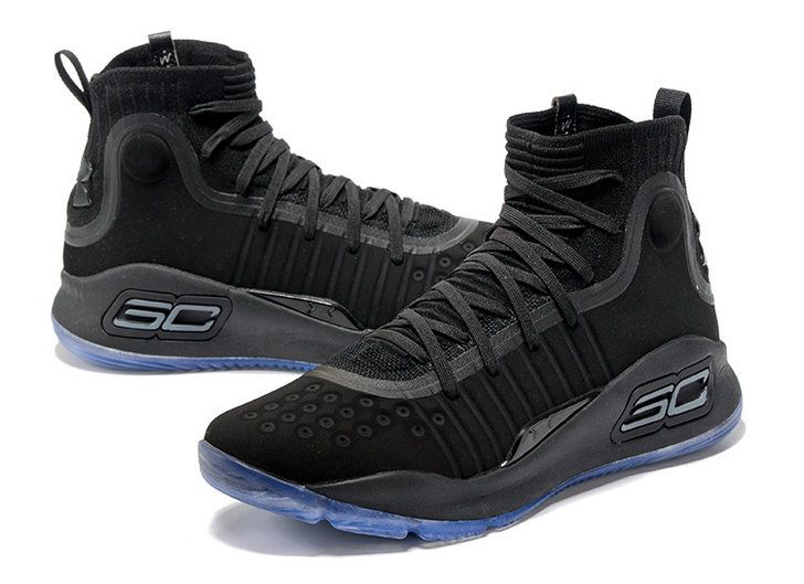 2017-2018 Newest And Cheapest New Arrival Curry 4 Triple Black Blackout |  New Fashion shoes | Pinterest | Triple black, Popular shoes and Black