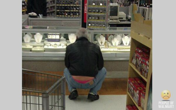 c86002743 really hes wearing a pink thong   People of Walmart   People of ...