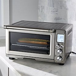 Cuisinart Deluxe White Stainless Steel Convection Toaster