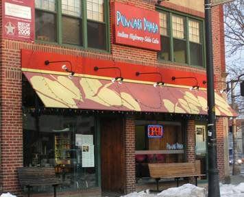Punjabi Dhaba Best Indian Food Best Inman Square Restaurants