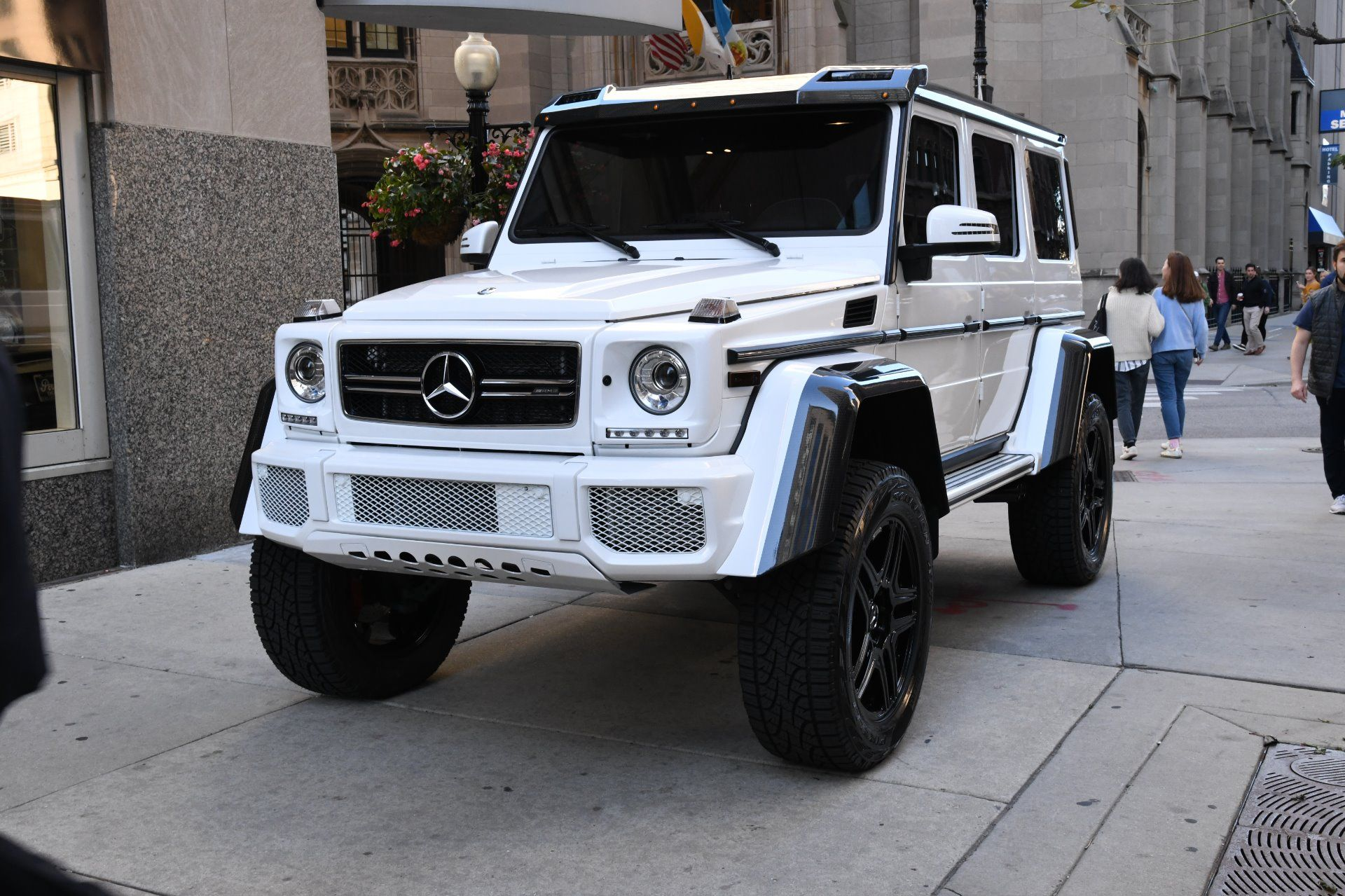2018 Mercedes Benz G Class G 550 4x4 Squared Stock R561a For Sale Near Chicago Il Il Mercedes Benz Deale Mercedes G Wagon Mercedes Benz G Class Mercedes G