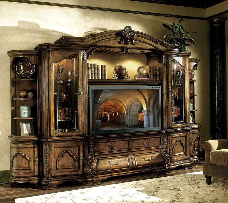 Home Entertainment Furniture Ideas: Magnolia Hall - Entertainment Walls