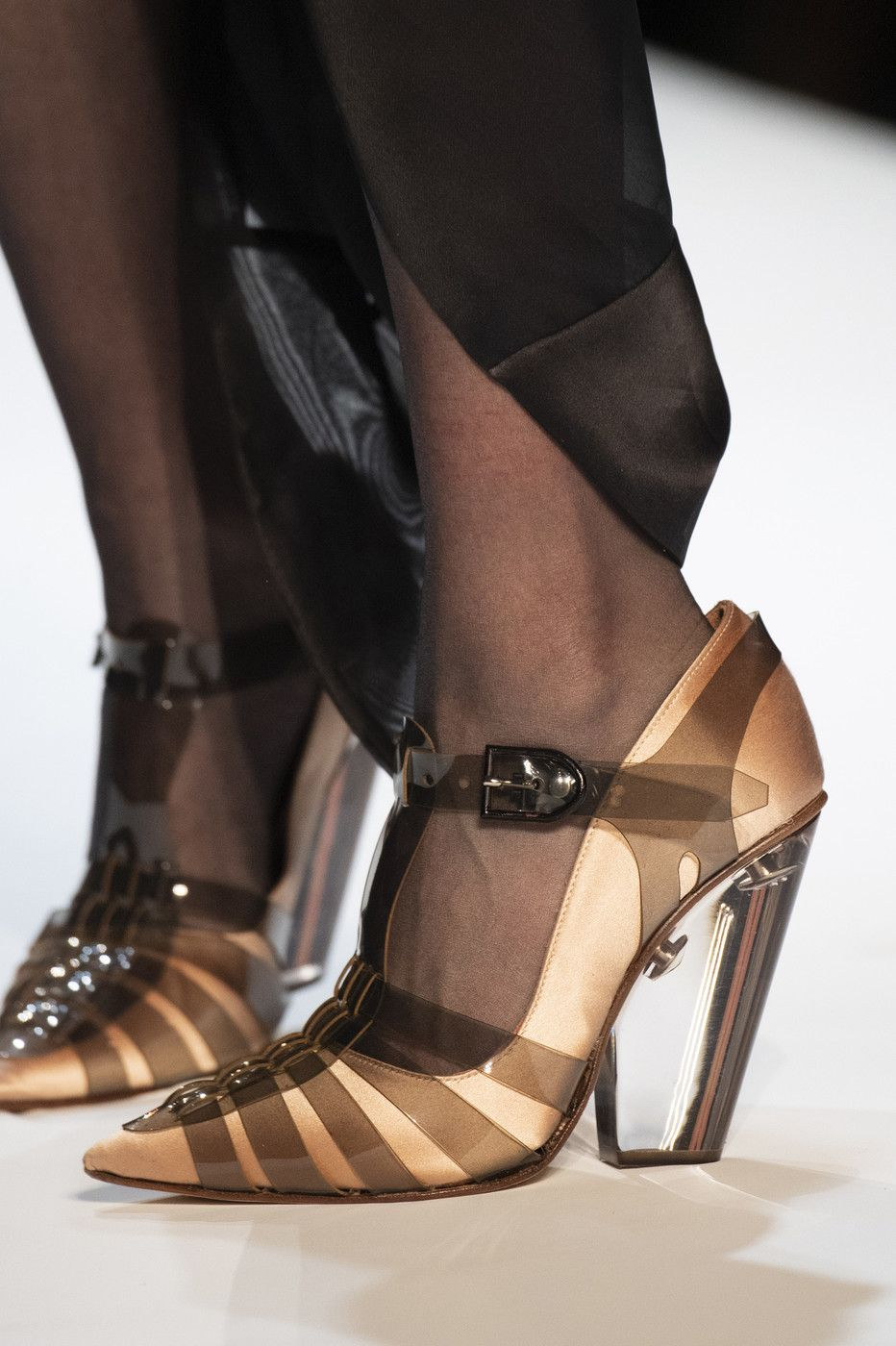 Jean Paul Gaultier at Couture Spring