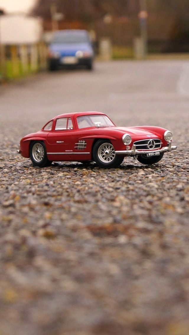 Vintage Mercedes Toy Car Iphone Wallpaper Mobile9 Iphone 8