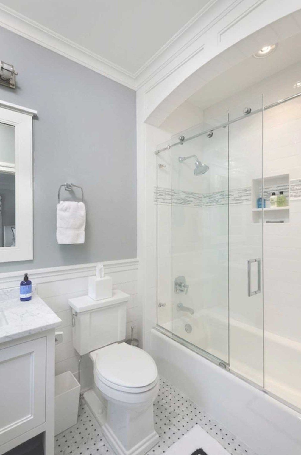 10 ideas about tub shower combo on | bathroom tub with #regard to ...