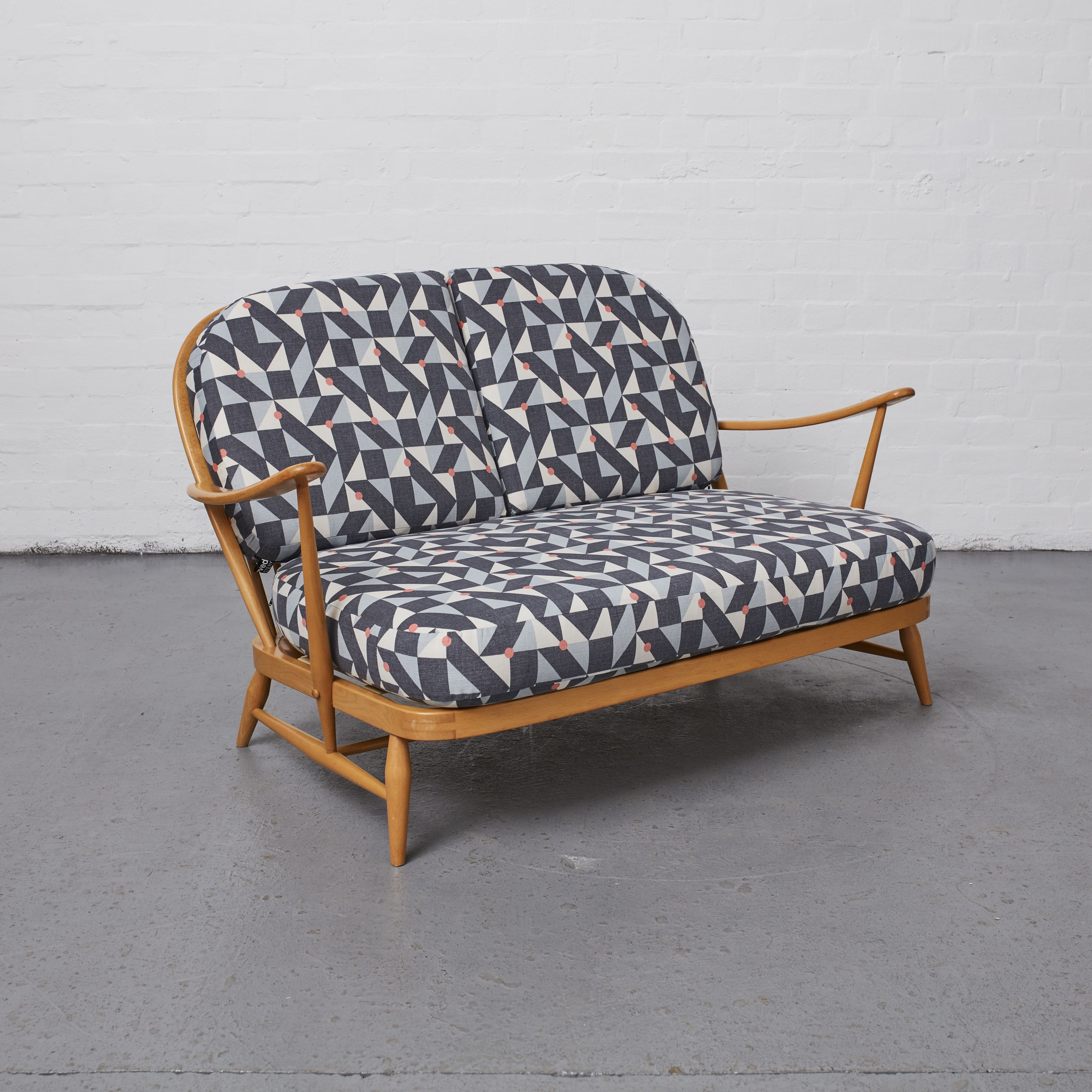 ercol windsor 2 seater replacement a grade foam cushions and