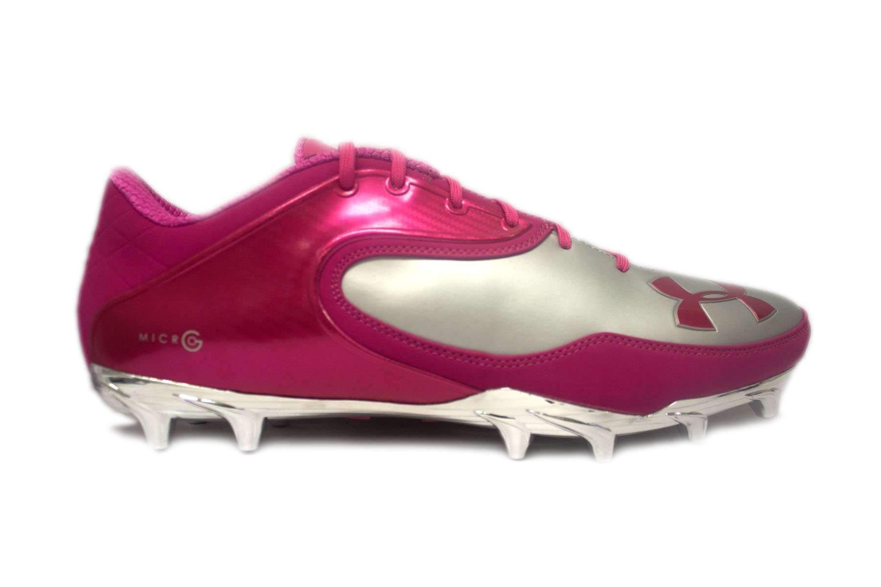 7a275f8cce0 Under Armour Team Nitro Icon Low MC Football Cleats