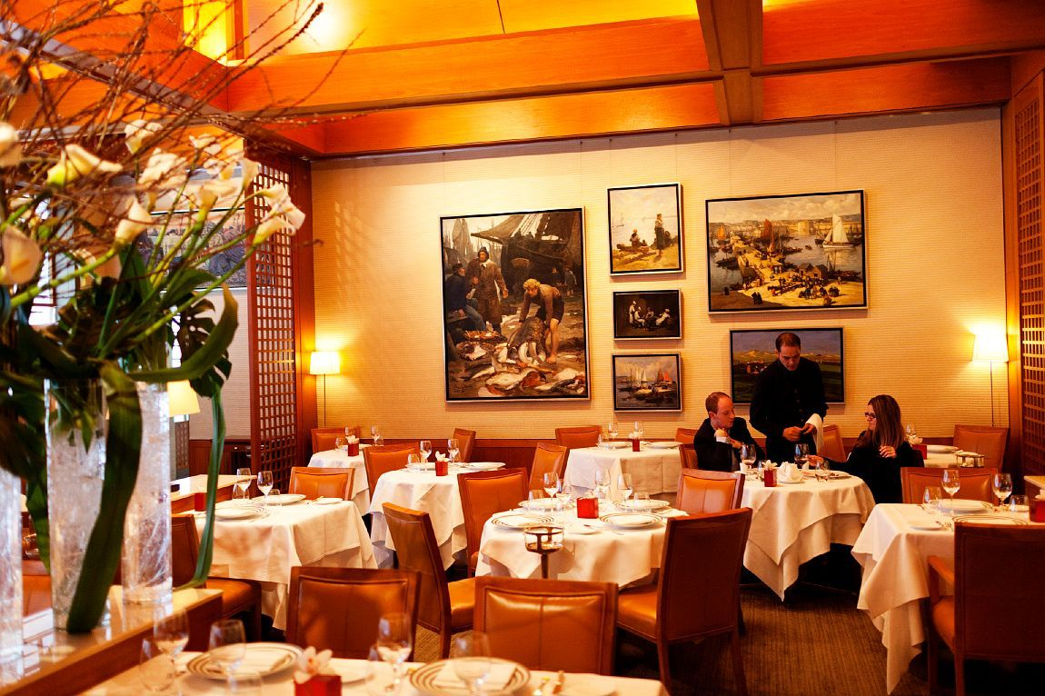 Le Bernardin Nyc Pictures Zagat S Best New York