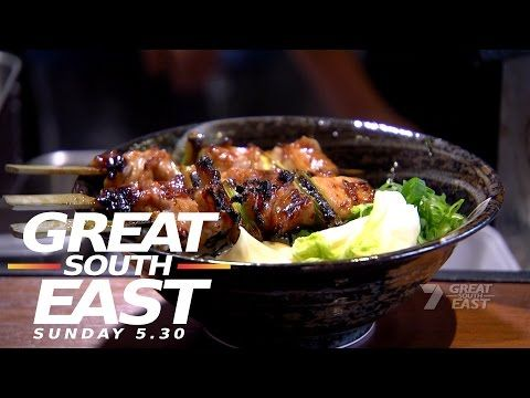 Cheap Eats Birdsnest West End and First Course restaurant at Southbank Tafe - Great South East