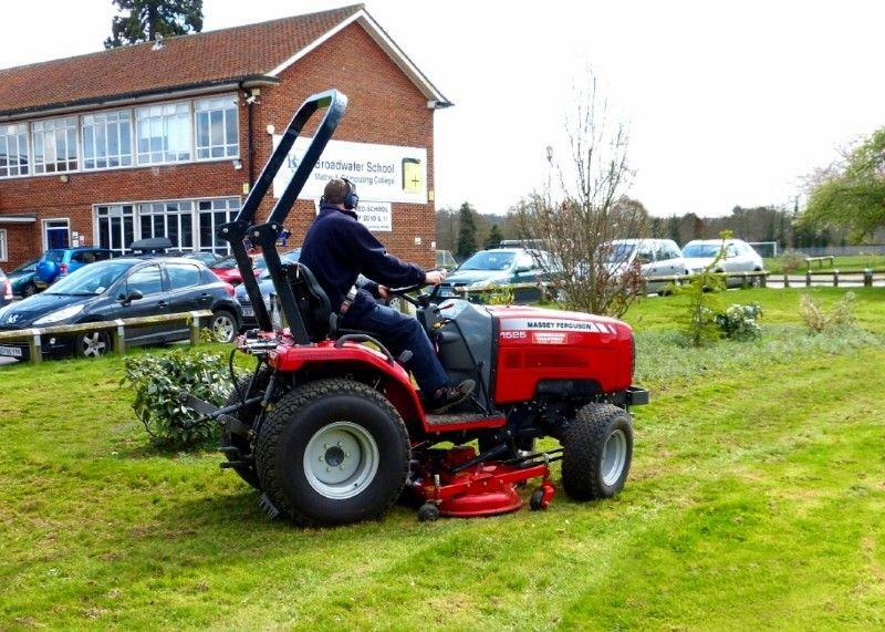 A 25hp Mey Ferguson Compact Tractor