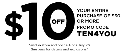 Kohl S Reminder Coupon To Save 10 Off 30 Purchase Expires
