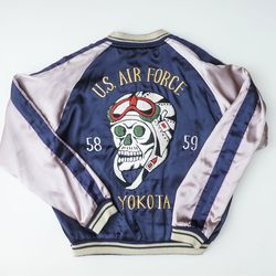 Vintage Tailor Toyo Japanese Japan USAF US Air Force Bomber Pilot