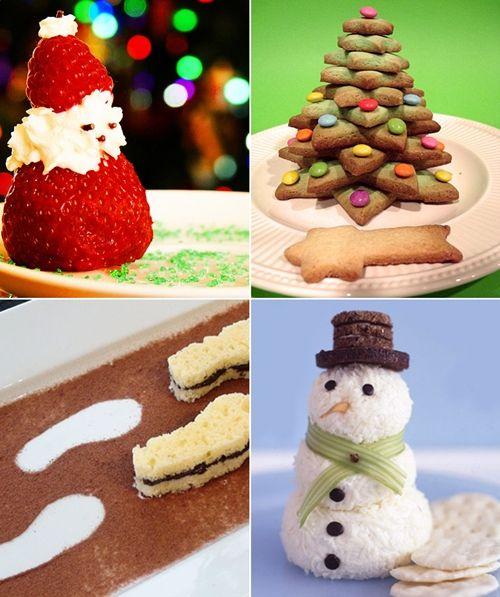 Recetas De Navidad Para Niños Decopeques Recetas De Navidad Comida Creativa Para Niños Navidad Niños