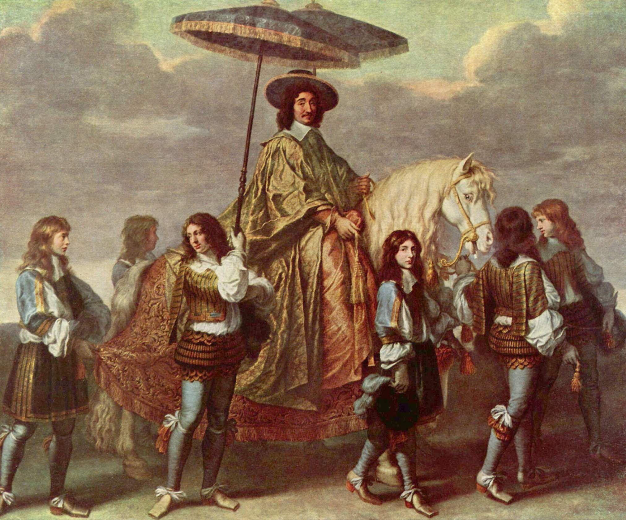 Charles le brun 1619 1690 architetto oltre che pittore for Charles che arredo la reggia di versailles