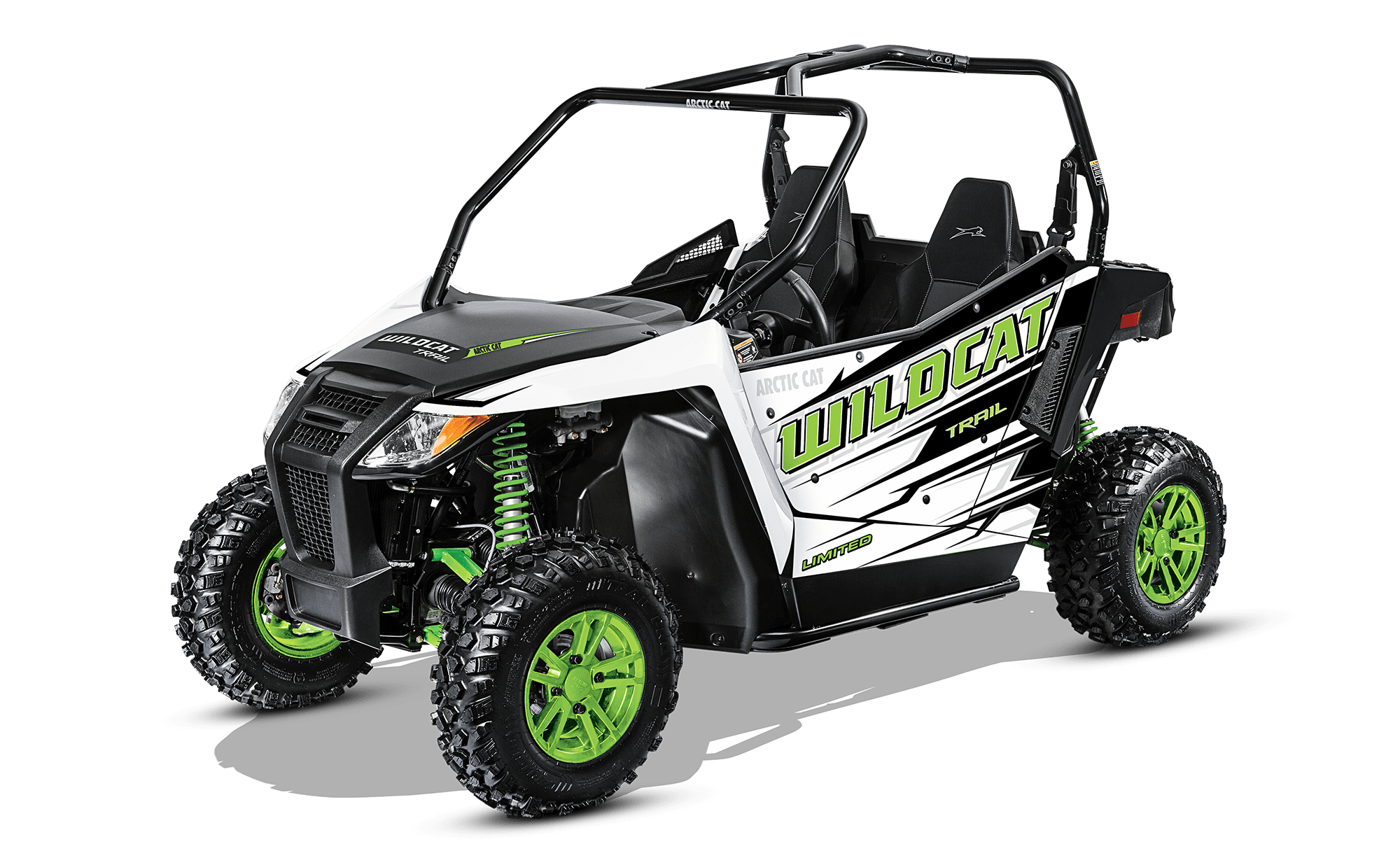 Wildcat Trail Limited EPS Arctic Cat BRAAAAPPPPP