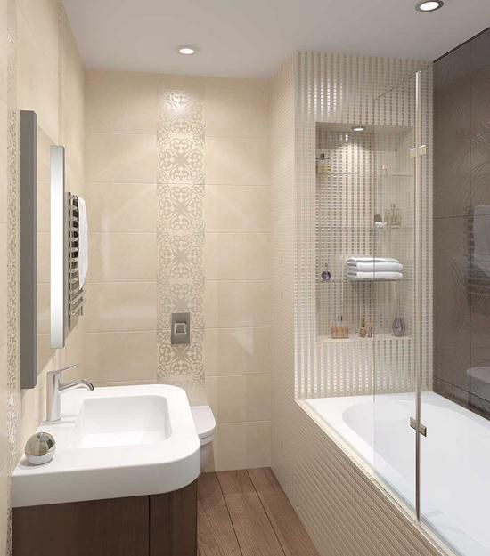 25 Small Bathroom Design and Remodeling Ideas Maximizing Small Spaces  욕실 ...
