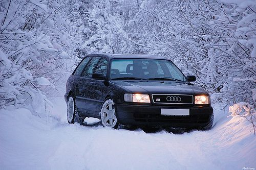 Audi S4 C4 Avant 2 2 T By Andre Jaskiewicz Via Flickr Audi 100