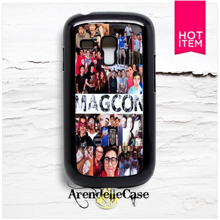 Magcon Boys Collage Samsung S3 Mini Case
