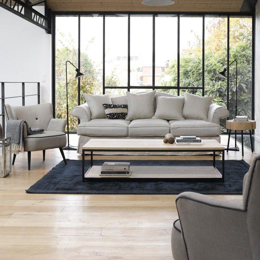 canape ampm. Black Bedroom Furniture Sets. Home Design Ideas