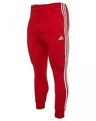adidas red sweatpants