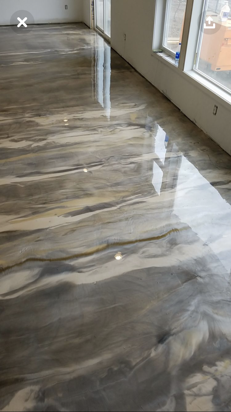 Ideal Basement Floor Paint Ideas Garage Epoxy Painting Basement