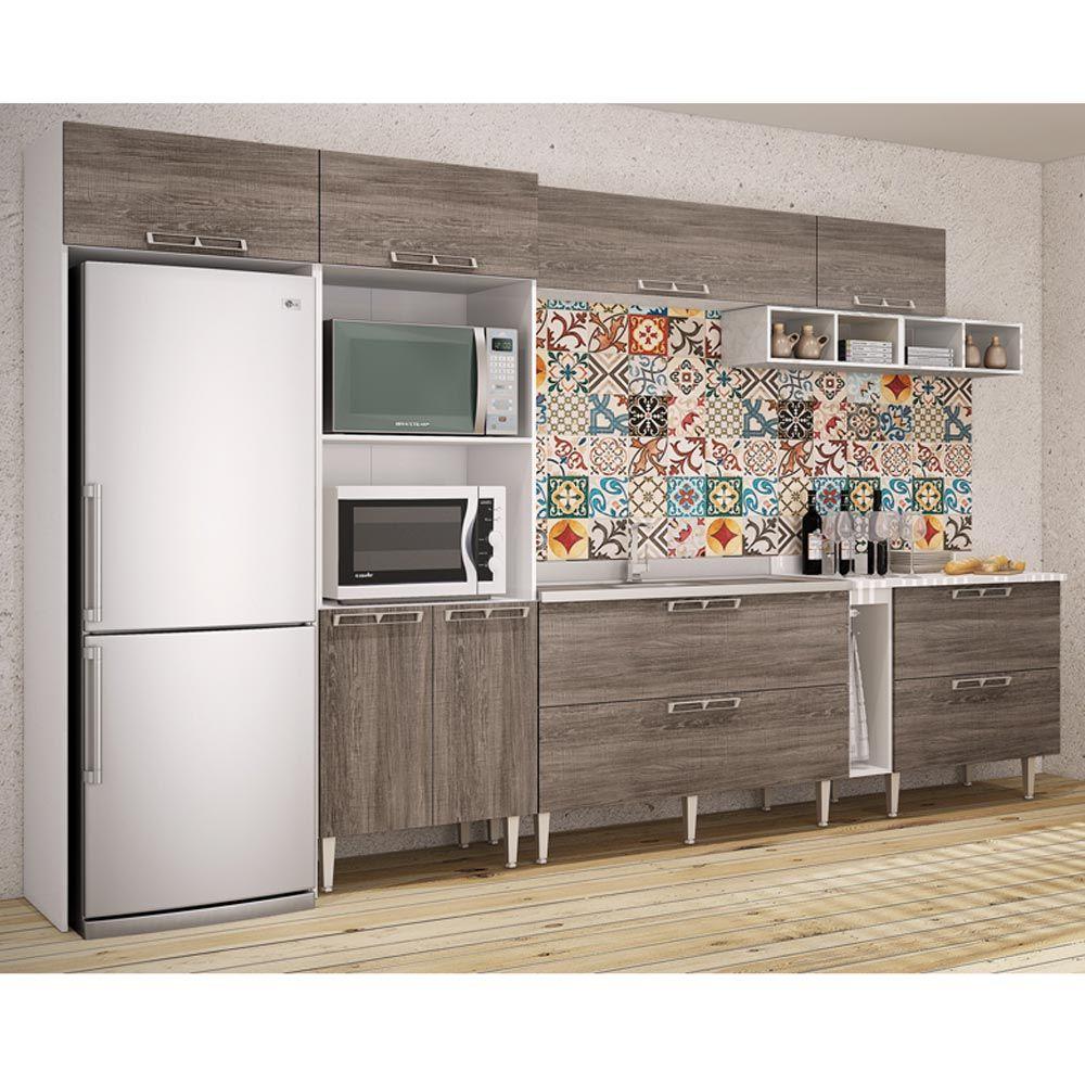 Gostou Desta Conjunto Cozinha 02 R Stico P3 Art In M Veis Confira