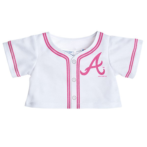 new product 167b8 fdf56 Pink Atlanta Braves™ Jersey   Products   New york mets ...