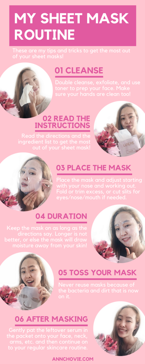 While sheet masks are definitely easy to use, there are