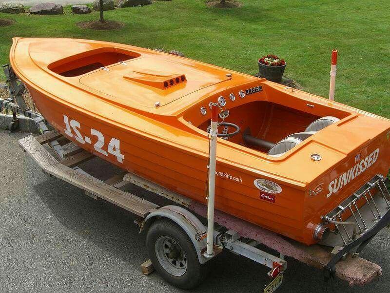 Pin by Patsy Engel on Jersey Speed Skiffs Skiffs, Boat