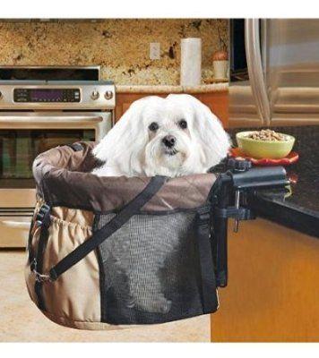 clip on counter pet booster seat pet high chair dog pet rh pinterest com