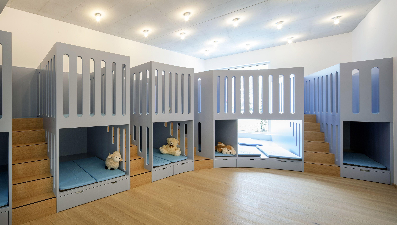 höhleschlafeninnenräume in 2019 Kita raumgestaltung