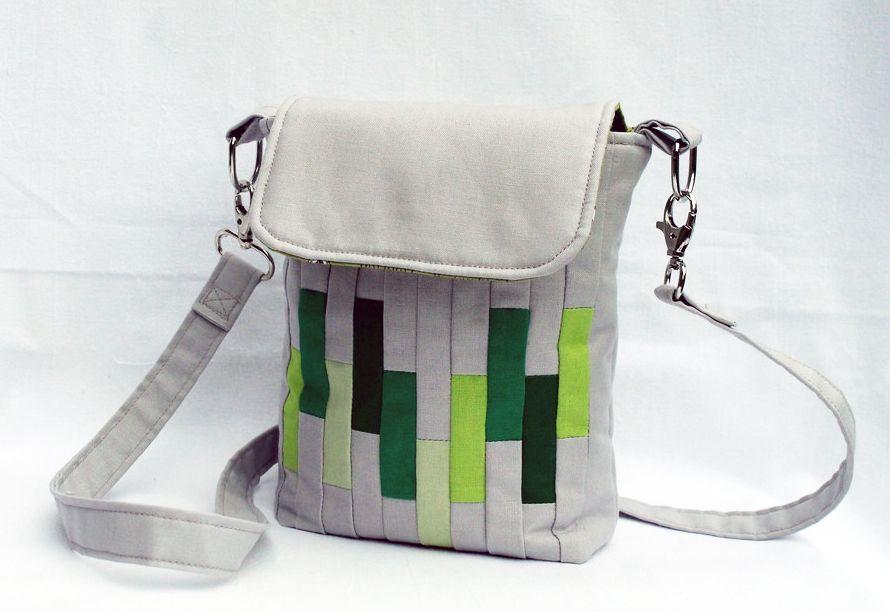 Bird Watcher Binocular Bag | Mensajero, Mochilas y Costura