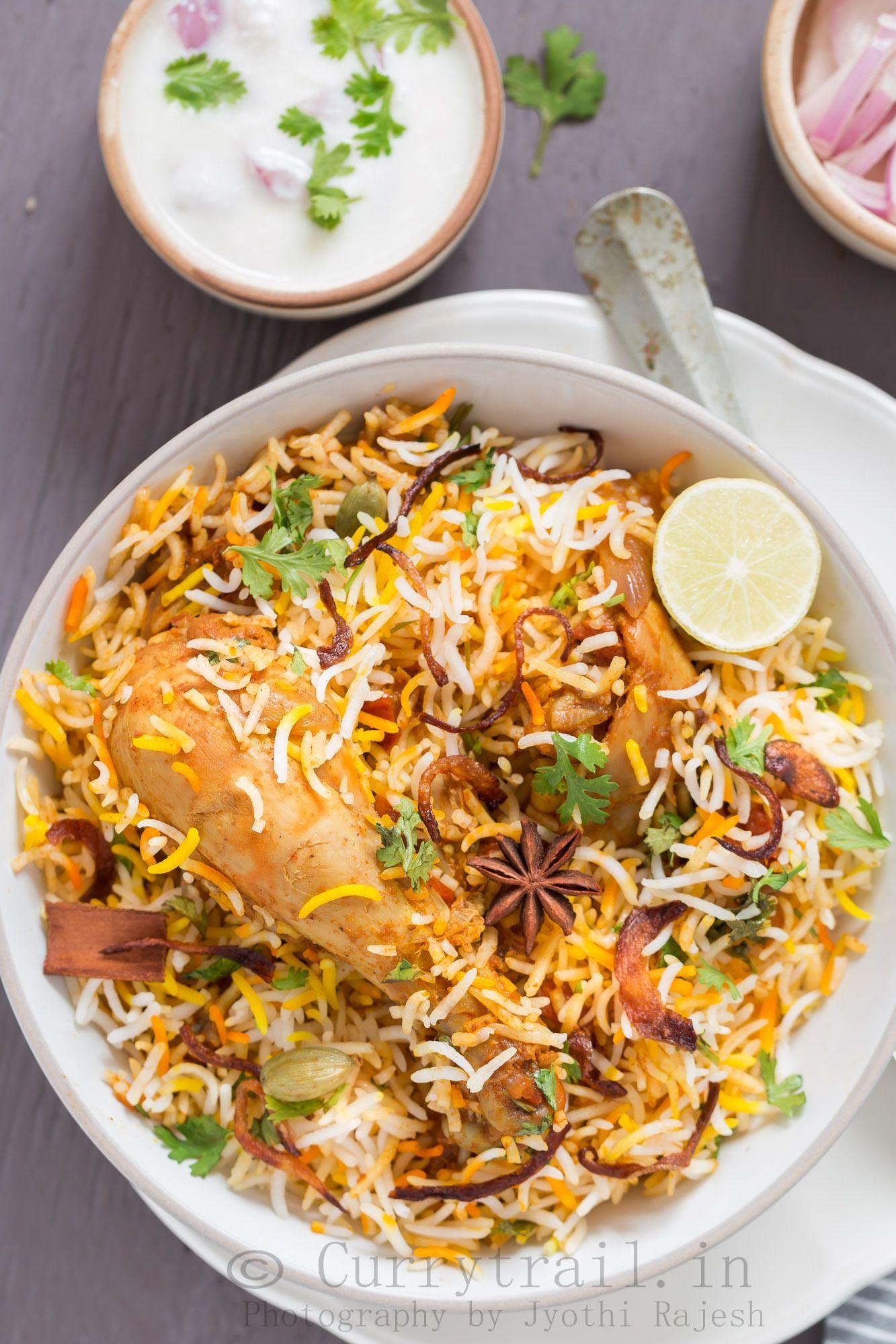 Chicken Dum Biryani Recipe Biryani Recipe Dum Biryani Biryani