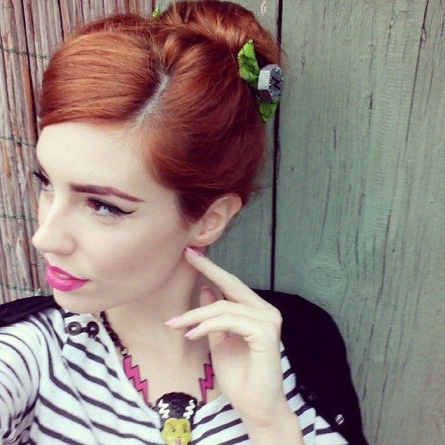 Vanessa Frankenstein #accesories #goth