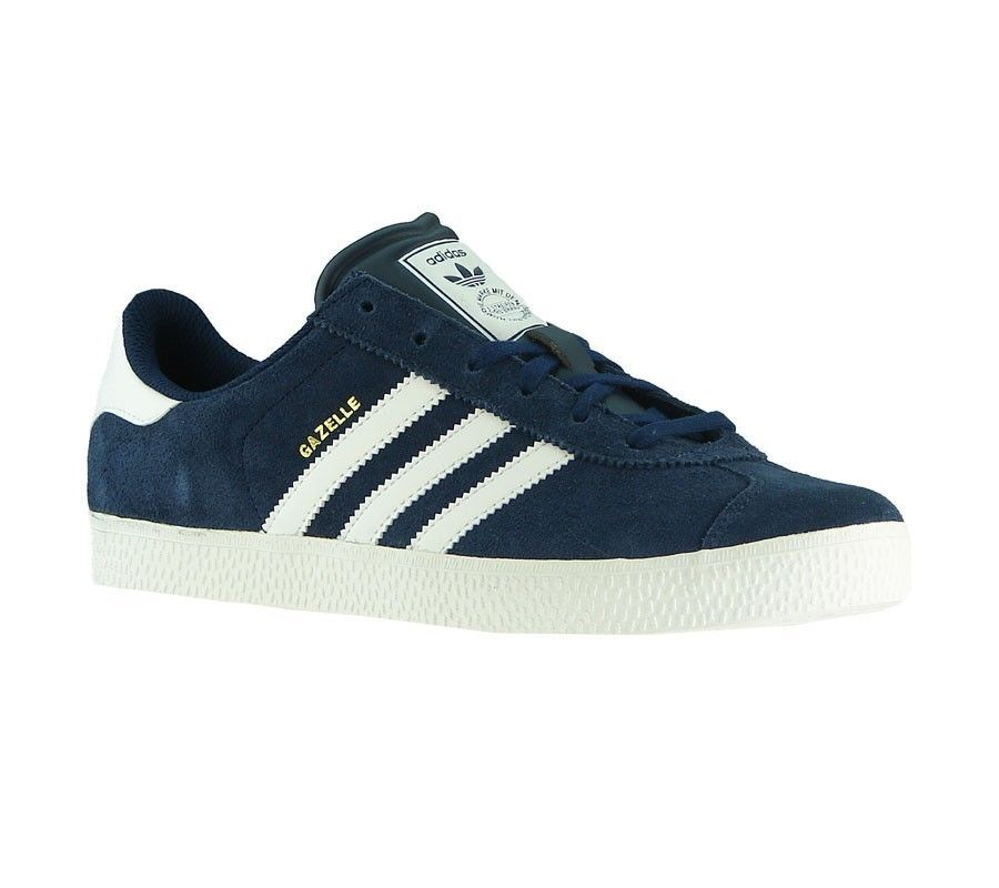 NEU adidas Shoes Gazelle 2 J women s sneakers Kids shoes Blue B24620  Trainers  adidas   f806e5262