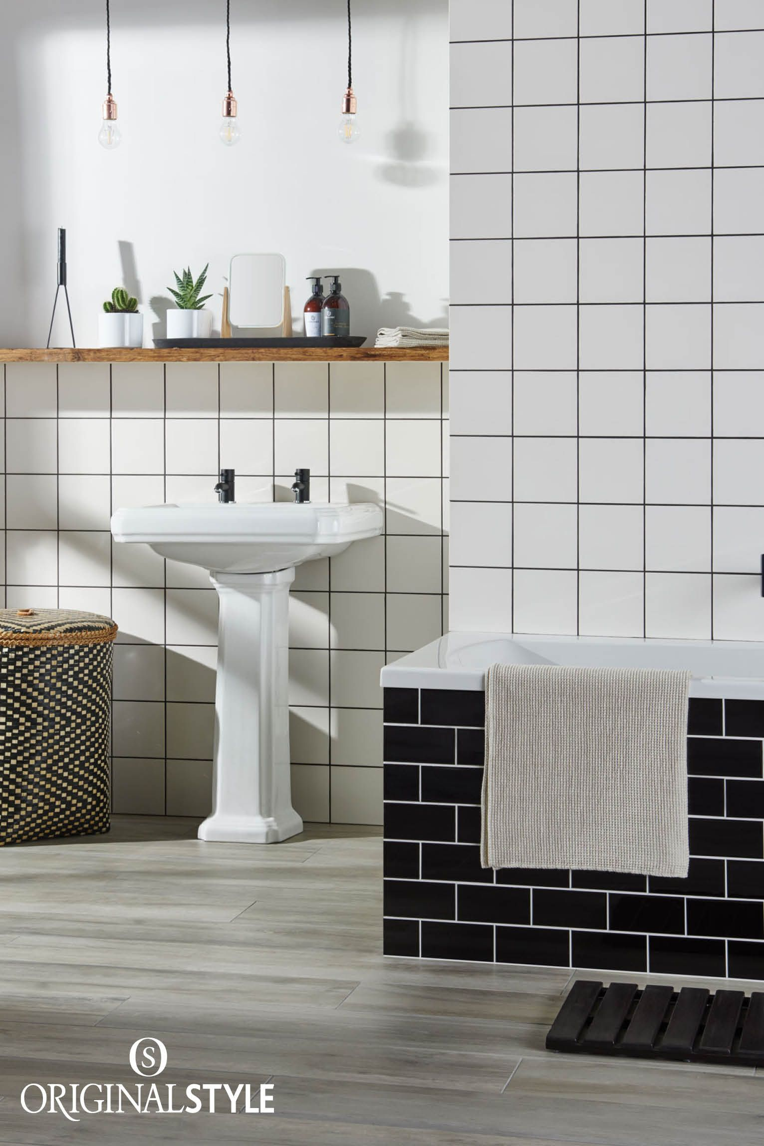 Daisy (Satin) Field Tile | Scandinavian bathroom, Wall tiles and Ranges