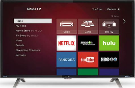 7 Best Roku Tv Streaming Channels To Replace Expensive Cable Tv Mashtips Led Tv Smart Tv Lcd Television