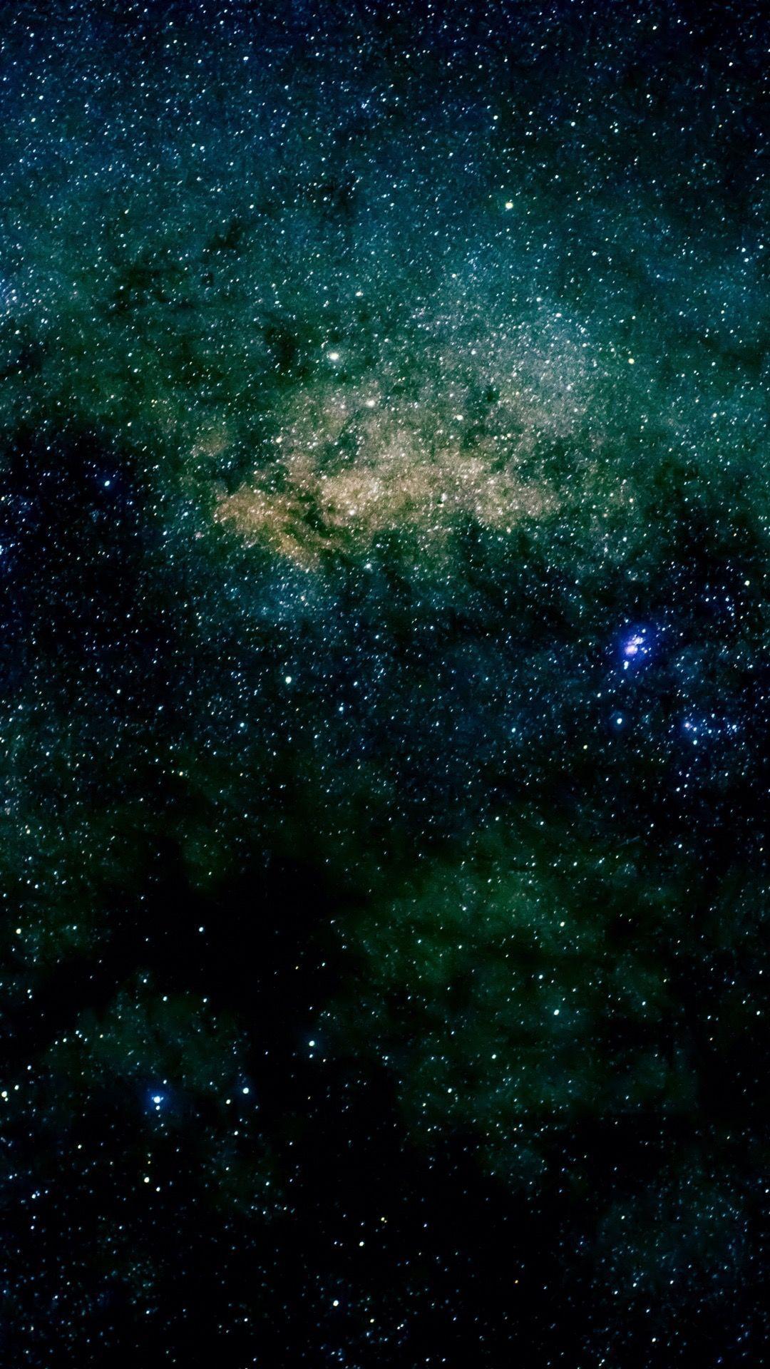 Green Sky Astronomical Object Blue Galaxy Nebula In 2020 Dark Green Wallpaper Aesthetic Desktop Wallpaper Galaxy Wallpaper