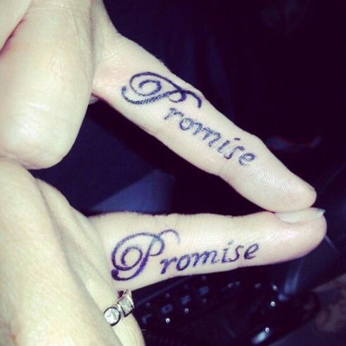 Pinky Swear Promise Hand Tattoo Love Tattoos With Your Partner In Crime Tattoo Love Finger Couple Tattoos Love Bff Tattoos Friend Tattoos