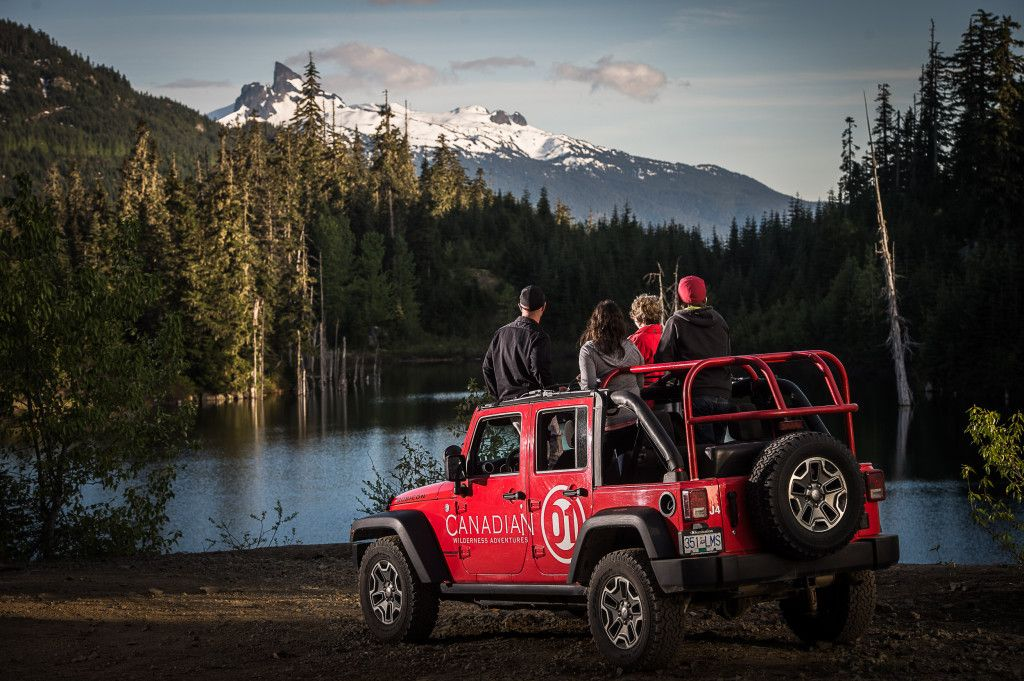 Jeep 4x4 Tours Whistler Offroad Tours Wilderness Adventures Wilderness Adventures Tours Vancouver Things To Do