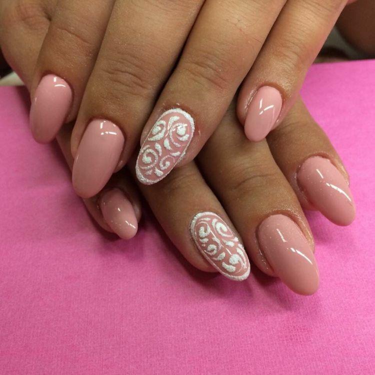 Tolle Sugar Nails Designs Die Eine Wow Manikure Zum Anfassen Zaubern Nageldesign Bilder Nails Nagel Kunst