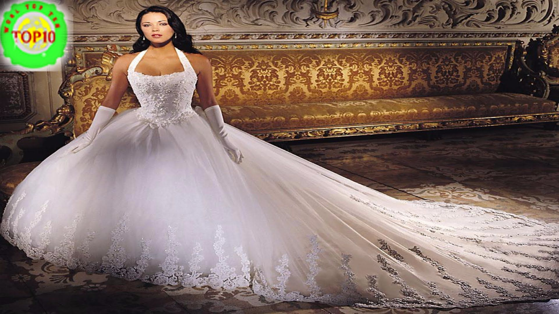Top 10 Most Expensive Wedding Dress in the World (With