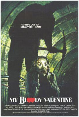 February 2009 Horrorphile Valentines Movies Slasher Film Horror Movies